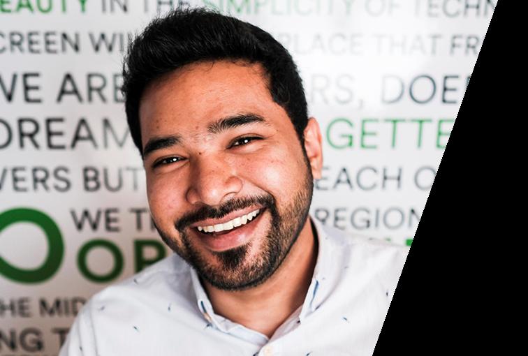In Focus: Aakash John, Head of Careem Call Center