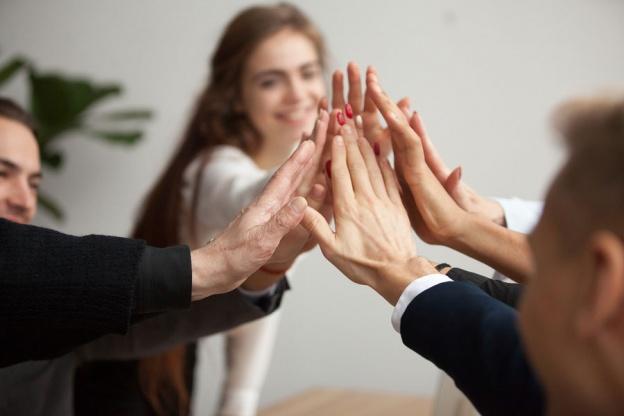 Customer Service Staff Motivated